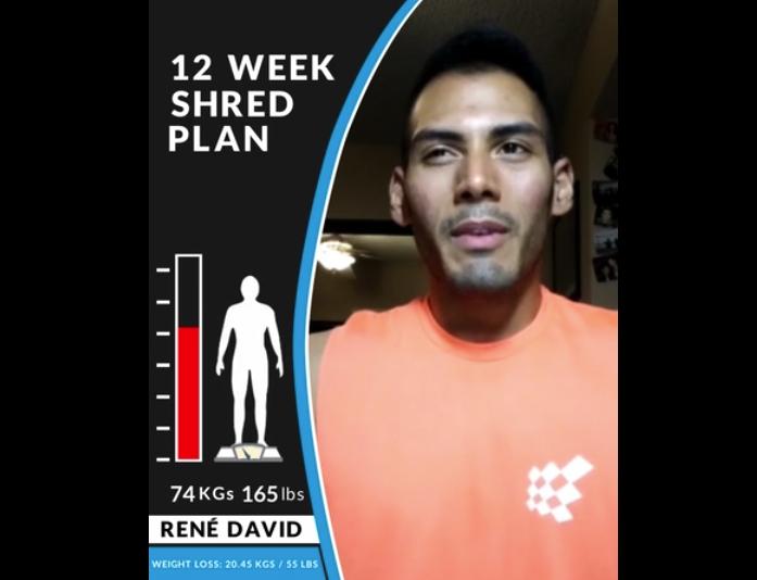 BOSS Shred Program by Ryan Spiteri